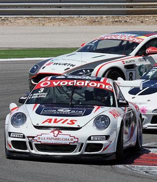Pedro Moleiro Portuguese GT Cup