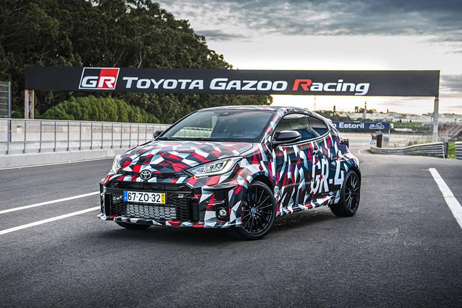 Pedro Moleiro - Toyota Gazoo Racing GR-4