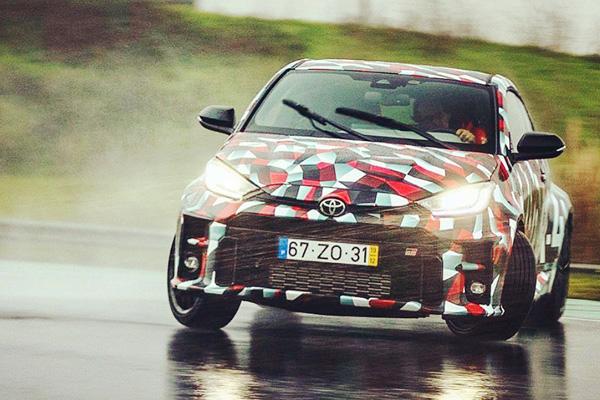 Pedro Moleiro - Toyota Gazoo Racing